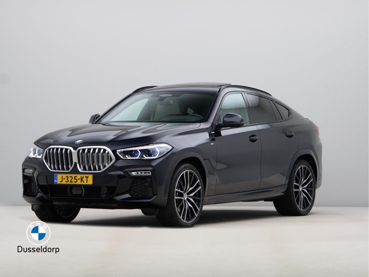 Bmw X6 Xdrive40i high executive m-sport