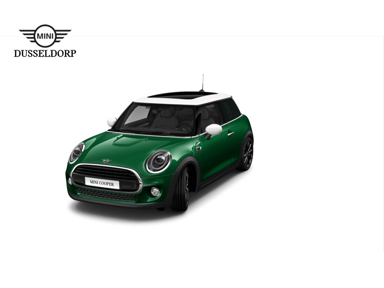 Mini 3-deurs Cooper chili business plus