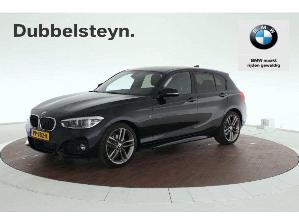 Bmw 1 serie 118i high executive automaat m sportpakket
