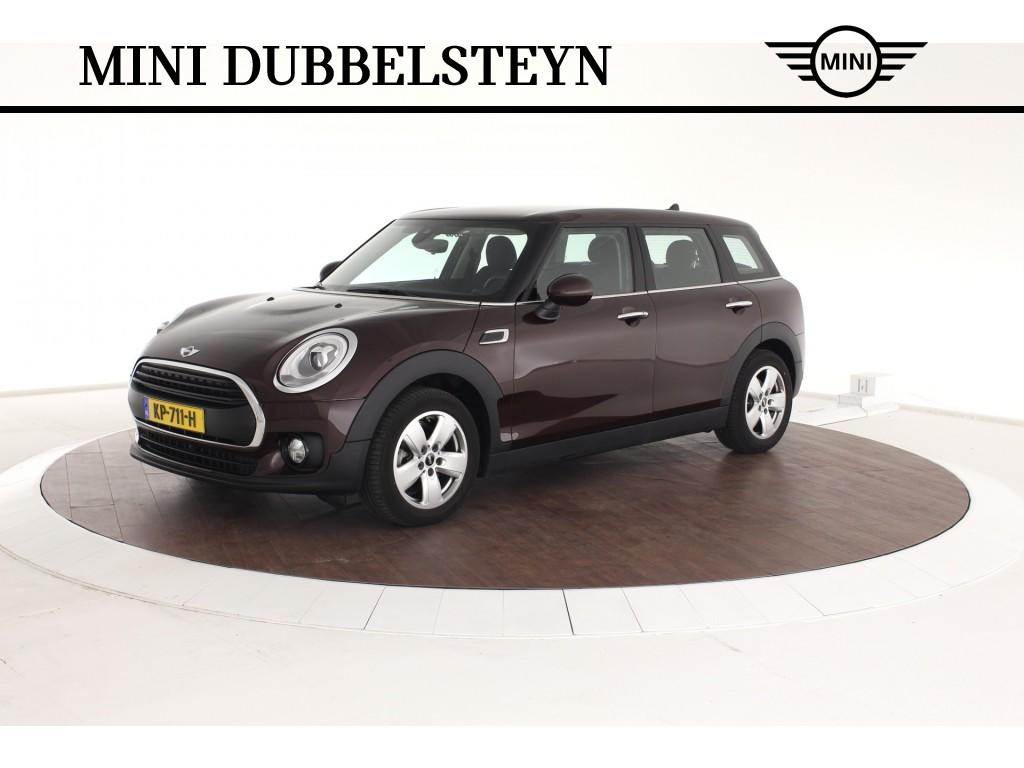 Mini Clubman 1.5 one d serious business