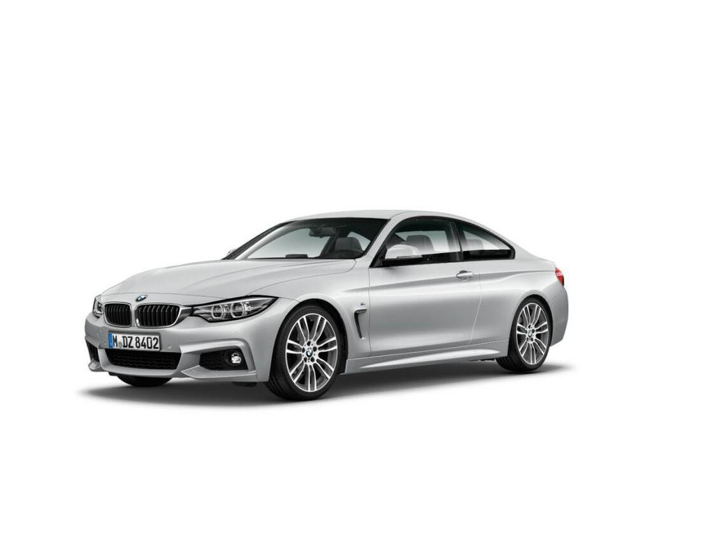 Bmw 4 serie Coupé 420i high executive