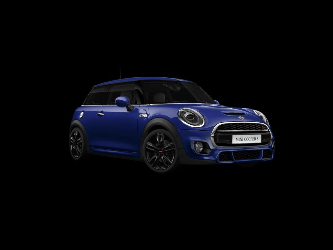 Mini 3-deurs Cooper s serious business john cooper works
