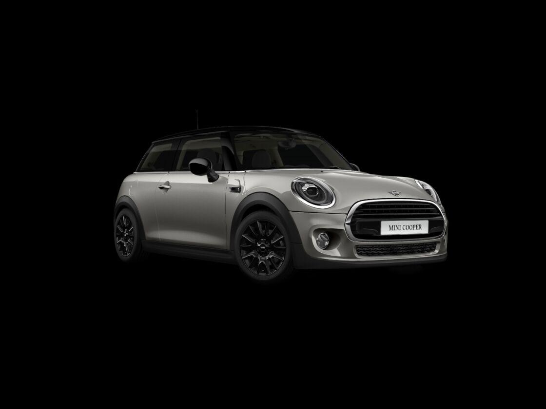 Mini 3-deurs Cooper pepper