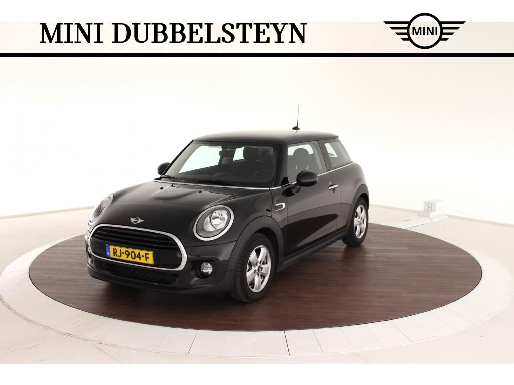 Mini 3-deurs Cooper business