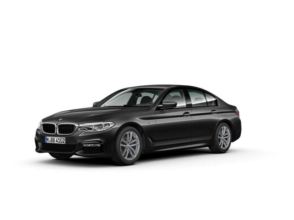Bmw 5 serie 520i high executive corporate lease edition automatische transmissie