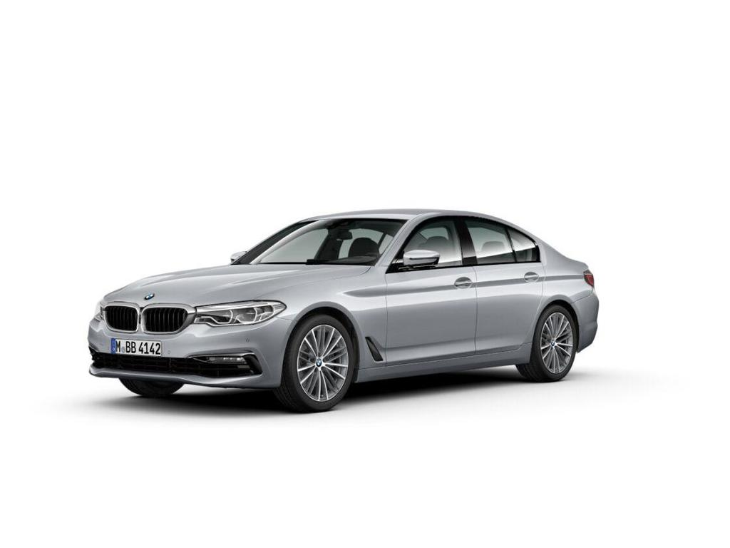 Bmw 5 serie 520i corporate lease high executive sport line automatische transmissie