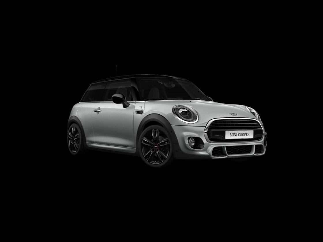 Mini 3-deurs Cooper serious business jcw pakket