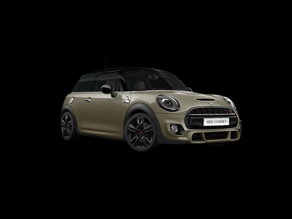 Mini 3-deurs Cooper s serious business automaat jcw pakket