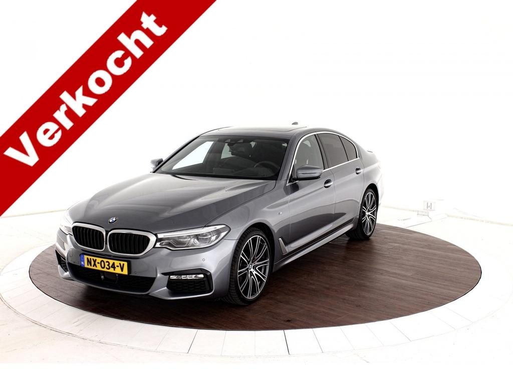 Bmw 5 serie Sedan 540i xdrive high executive