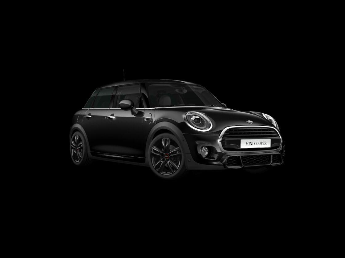 Mini 5-deurs Cooper serious business automaat jcw pakket