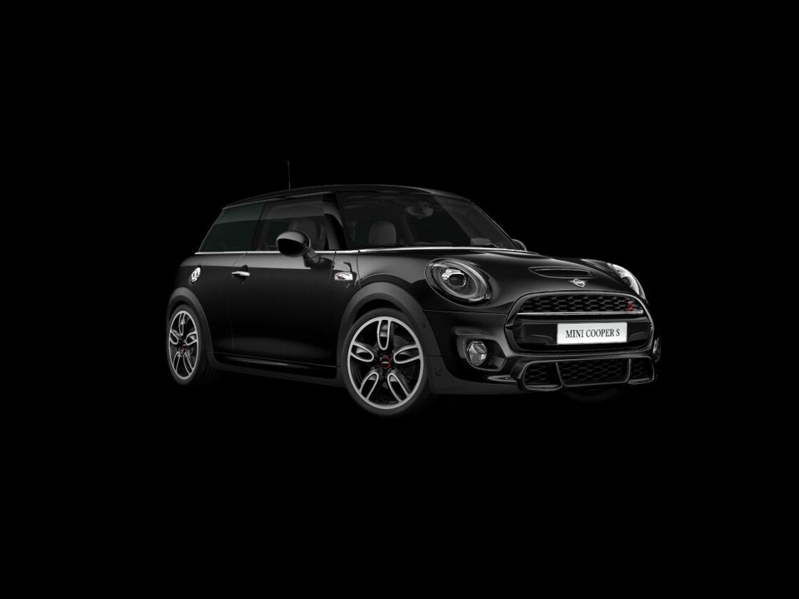 Mini 5-deurs Cooper s serious business automaat jcw pakket