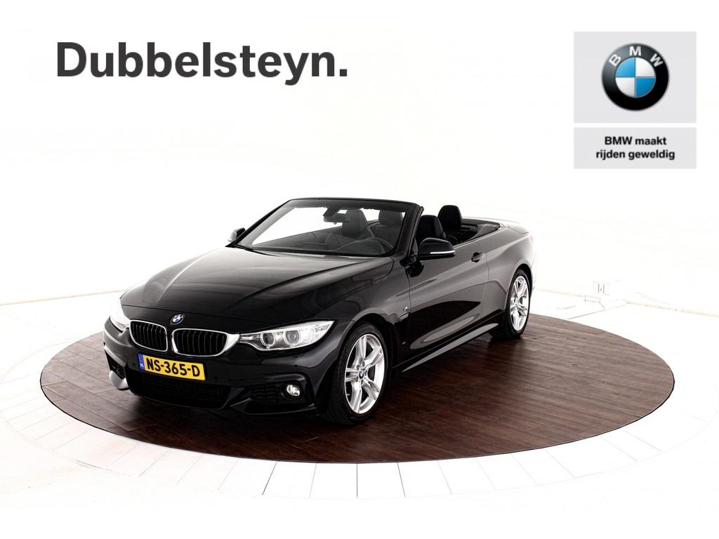 Bmw 4 serie Cabrio 420i m sport high executive