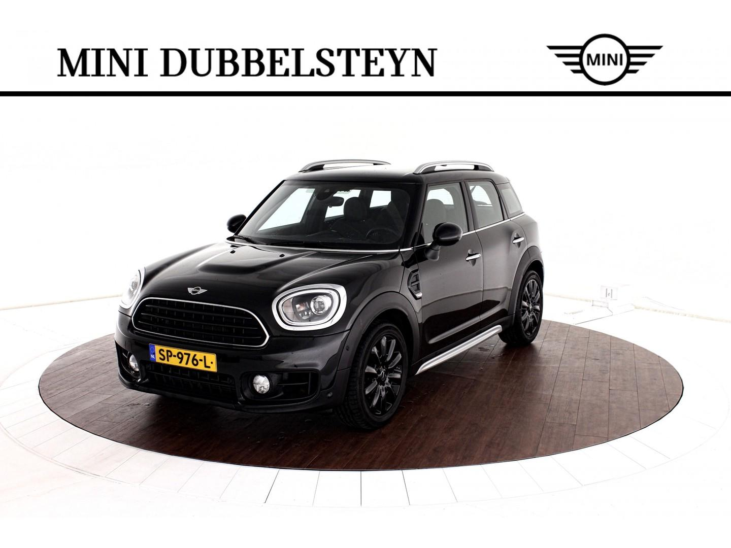 Mini Countryman Cooper chili