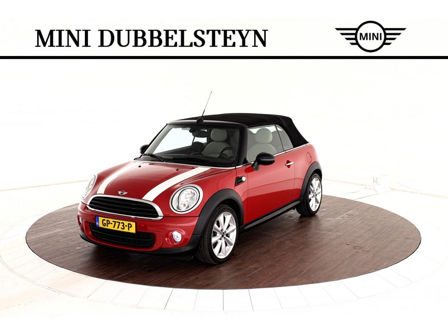 Mini Cabrio 1.6 one chili