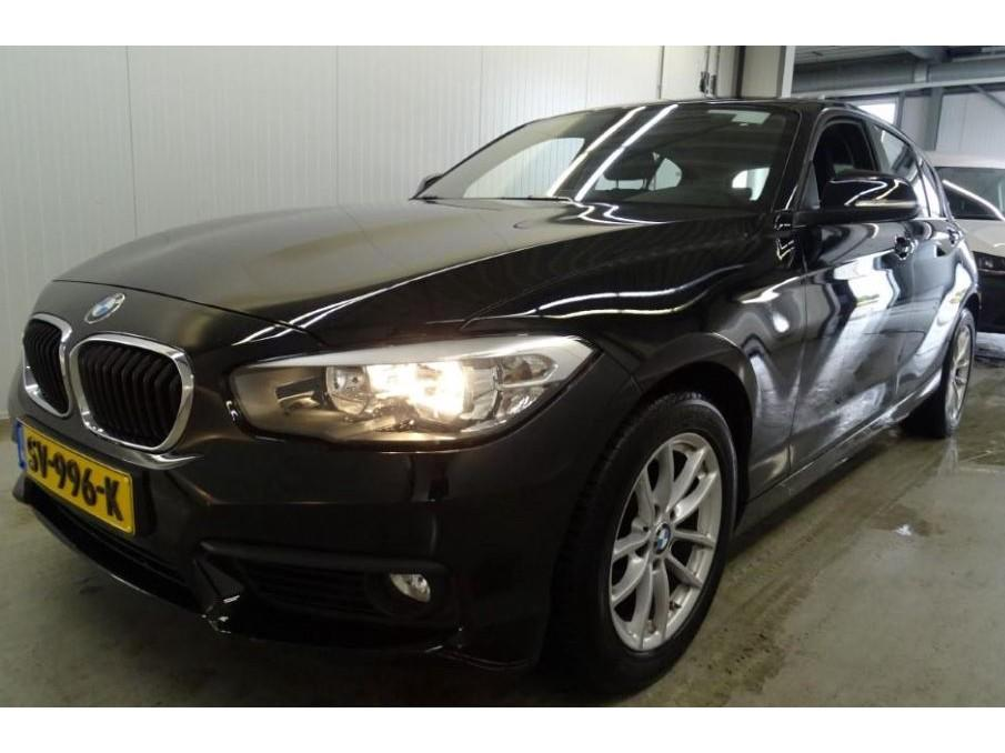 Bmw 1 serie 118i corporate lease
