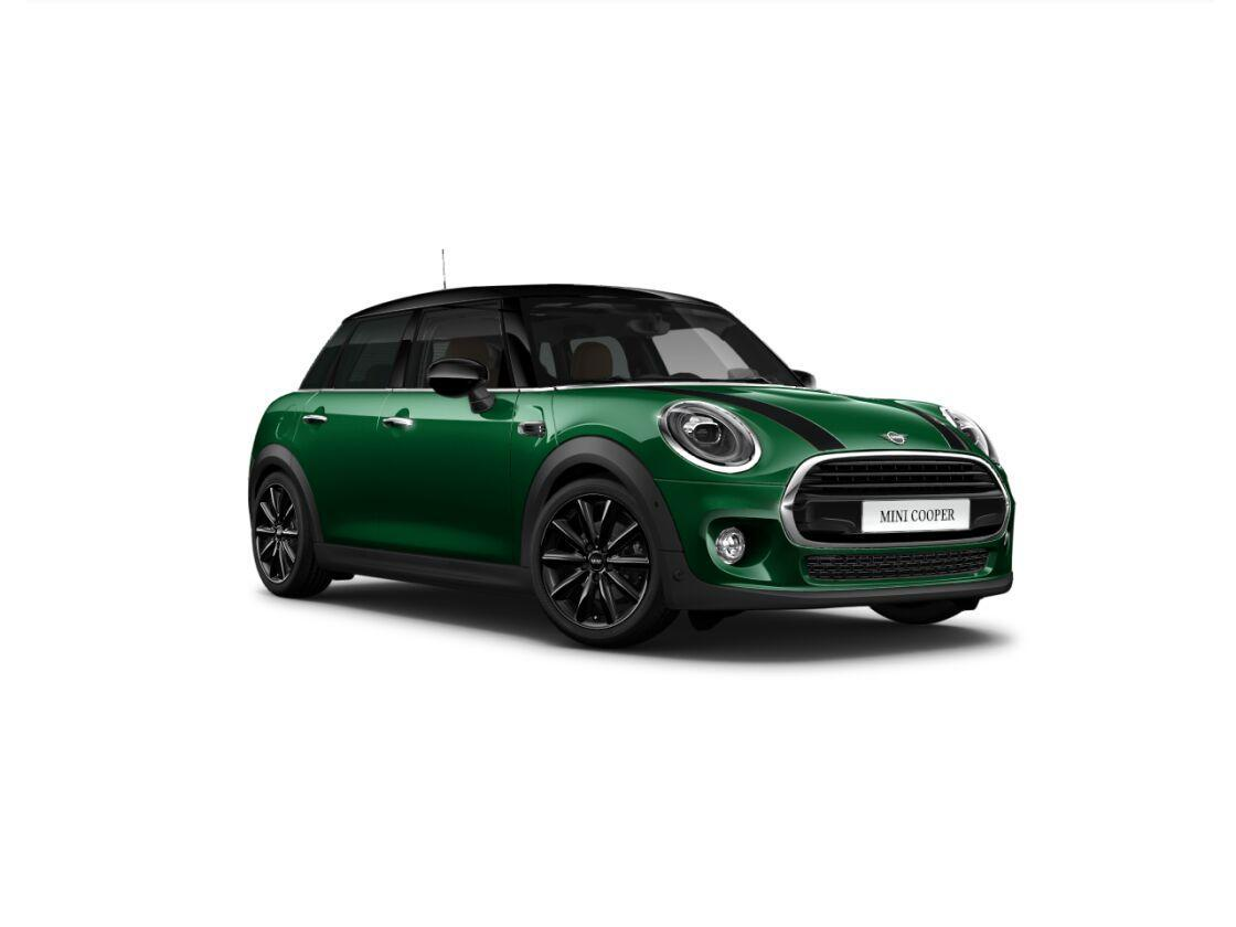 Mini 5-deurs 1.5 cooper 60 years edition serious business