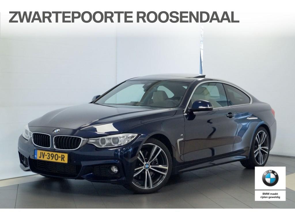 Bmw 4 serie Coupe 430i high exec. m-sport