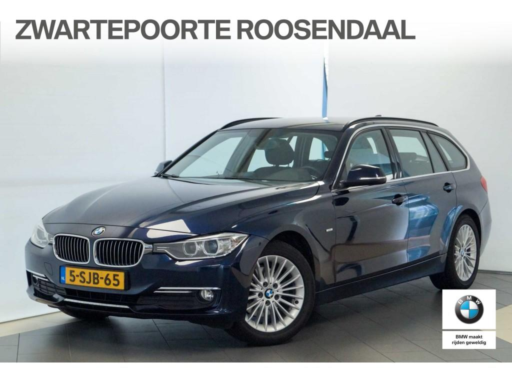 Bmw 3 serie 320d touring luxury line
