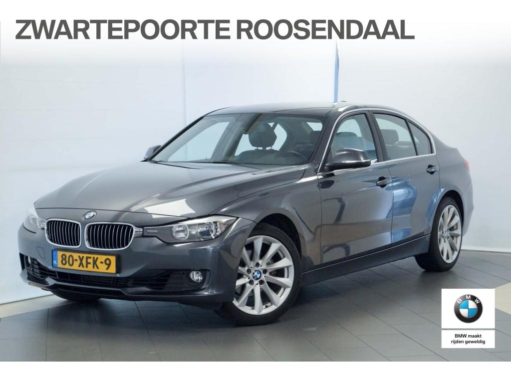Bmw 3 serie 320i executive leder