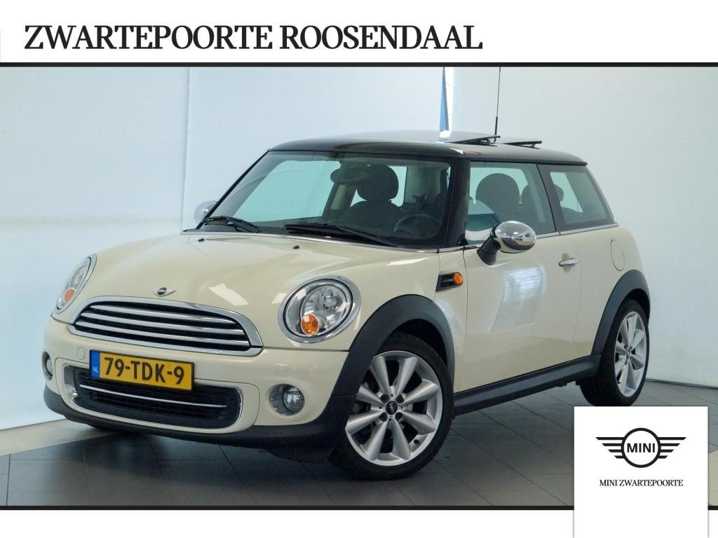 "Mini 3-drs 1.6 cooper pepper 17""lm"