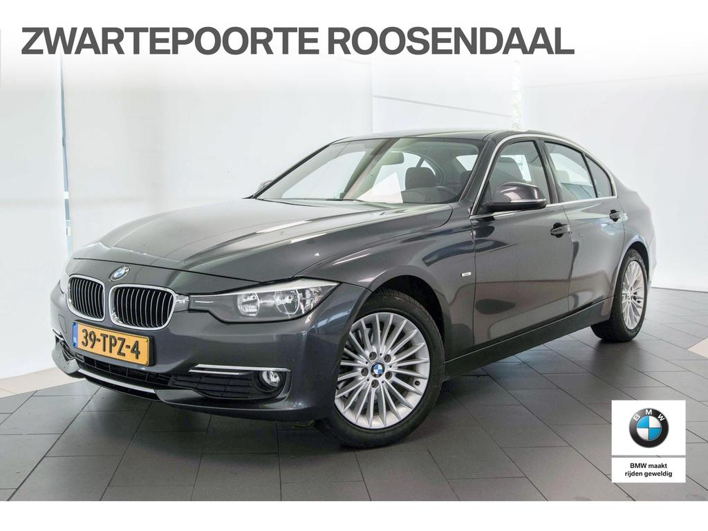 Bmw 3 serie 320d executive luxury line