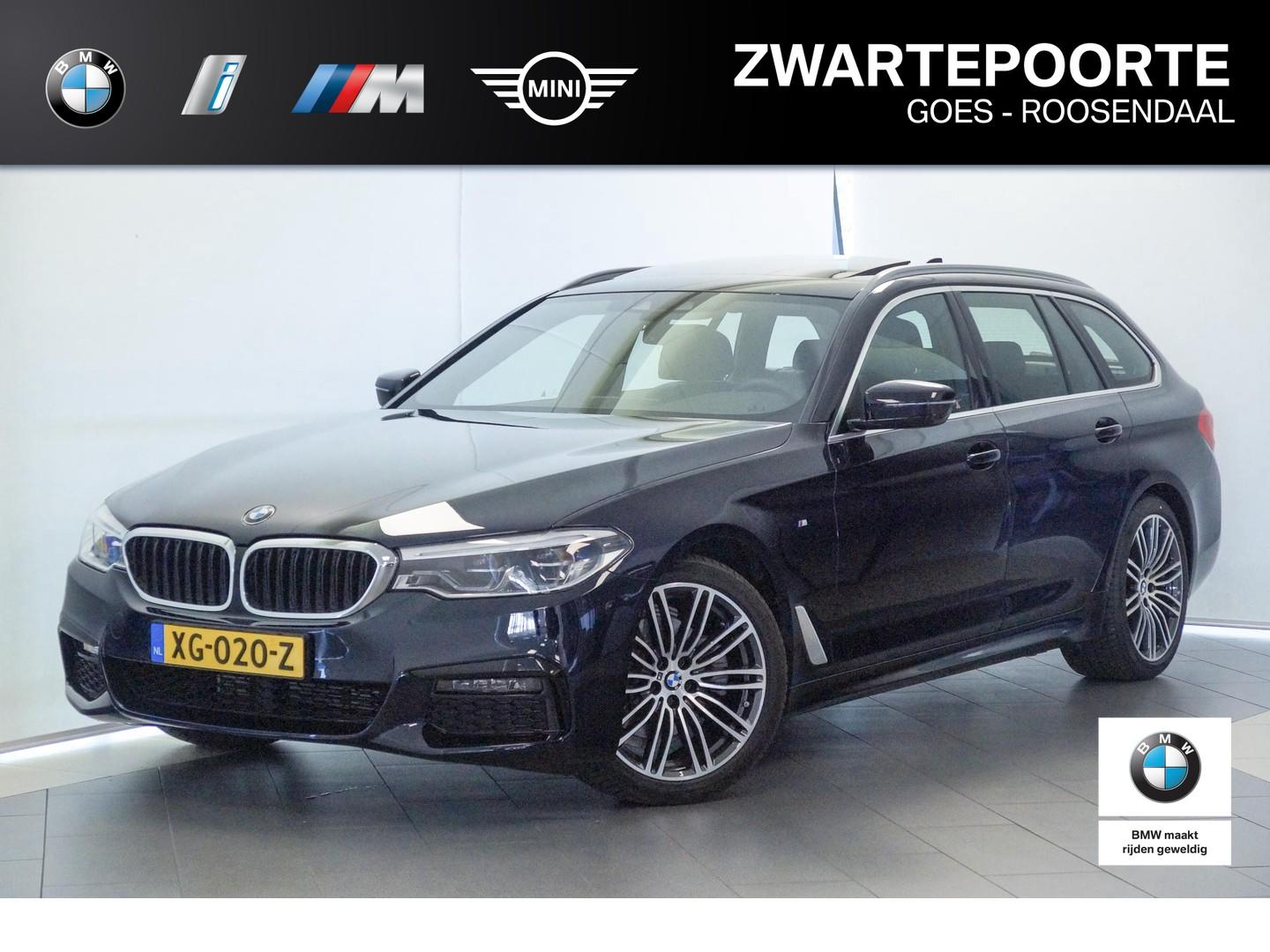 Bmw 5 serie Touring 520d high executive m sport 19""