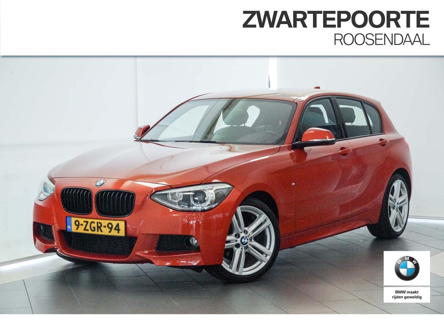 Bmw 1 serie 116i high executive m sport