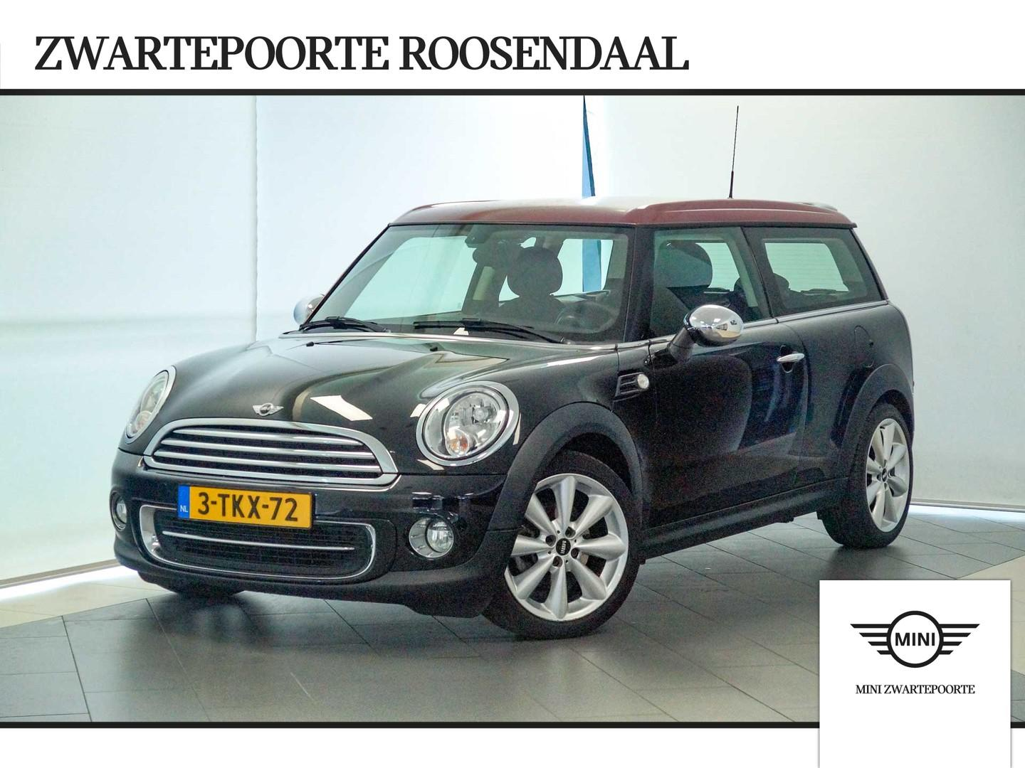 Mini Clubman 1.6 cooper final edition