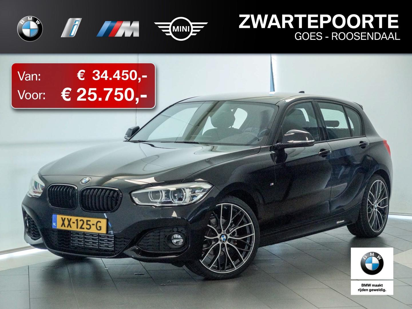 Bmw 1 serie 116i high executive m performance pack