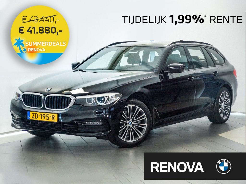 Bmw 5 serie Touring 520i corporate lease sport line