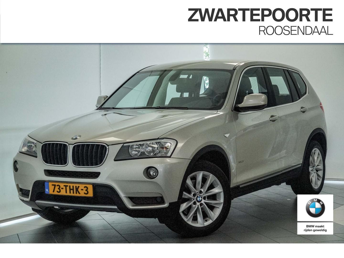Bmw X3 2.0d xdrive executive xline