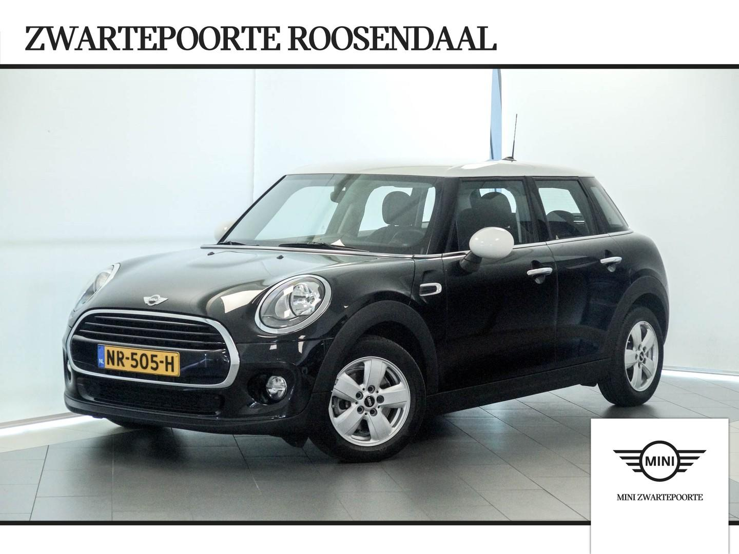 Mini 5 drs 1.5 cooper business - navigatie - airco