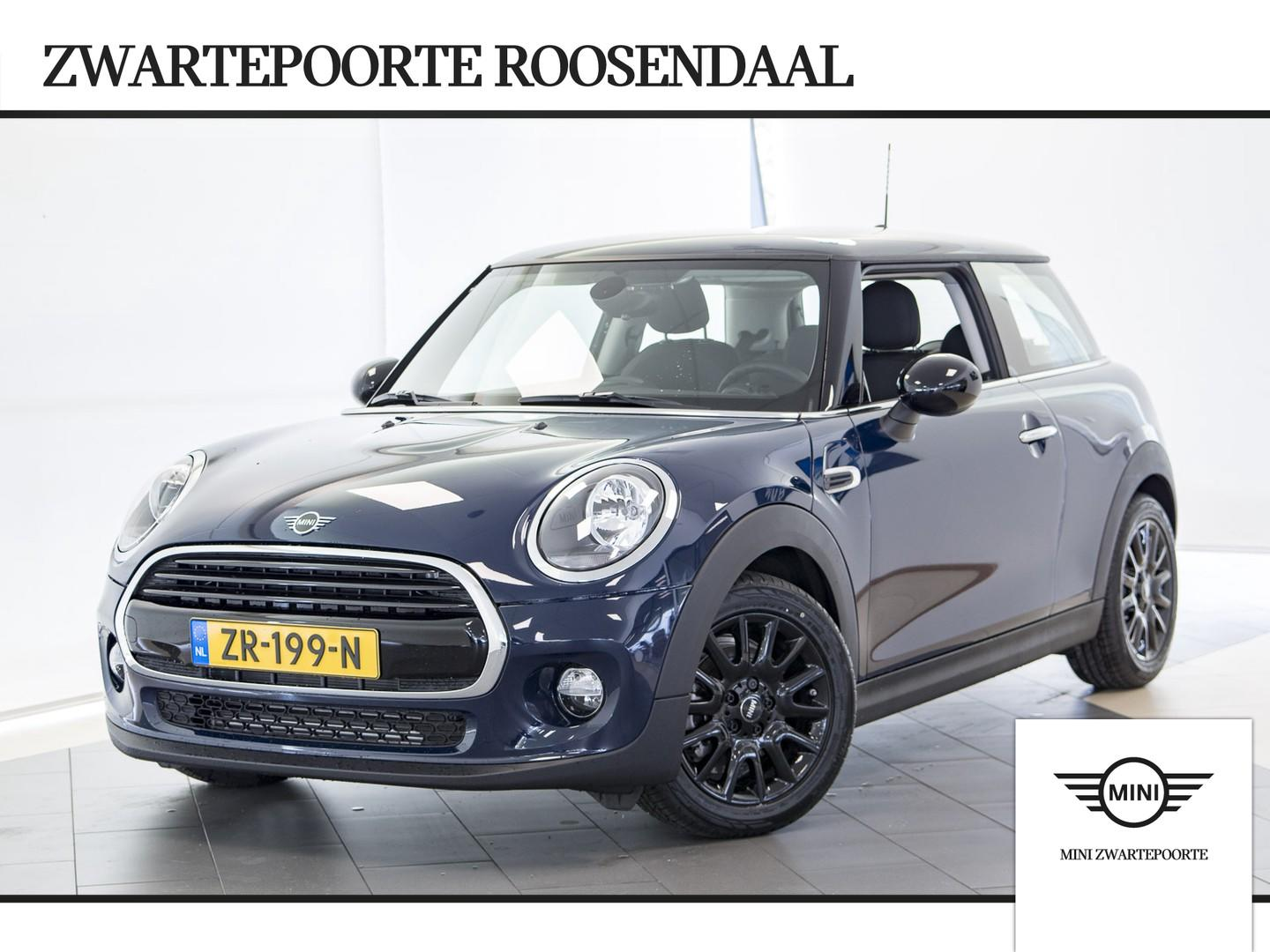 "Mini 3-drs 1.5 cooper pepper - 16"" lm - pdc achter"