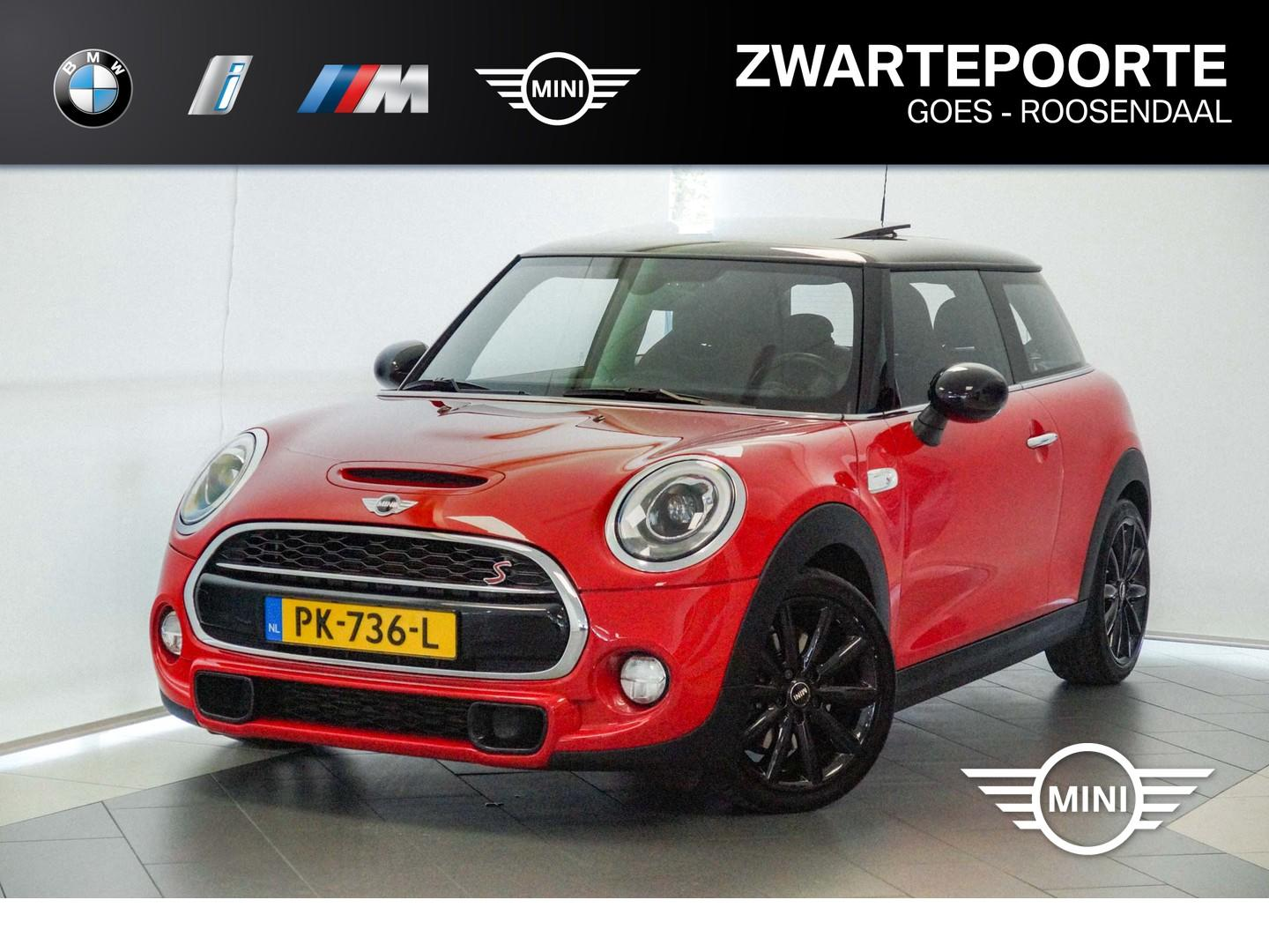 Mini 3-deurs 2.0 cooper sd chili serious business jcw