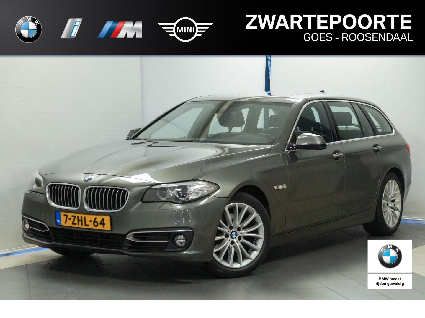 Bmw 5 serie Touring 520d luxury edition