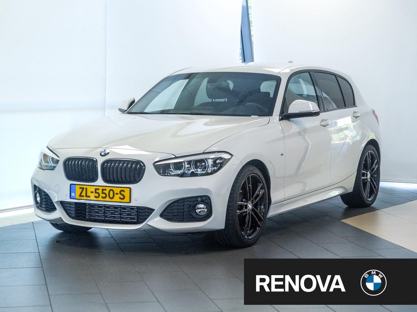 Bmw 1 serie 118i m sport shadow high executive