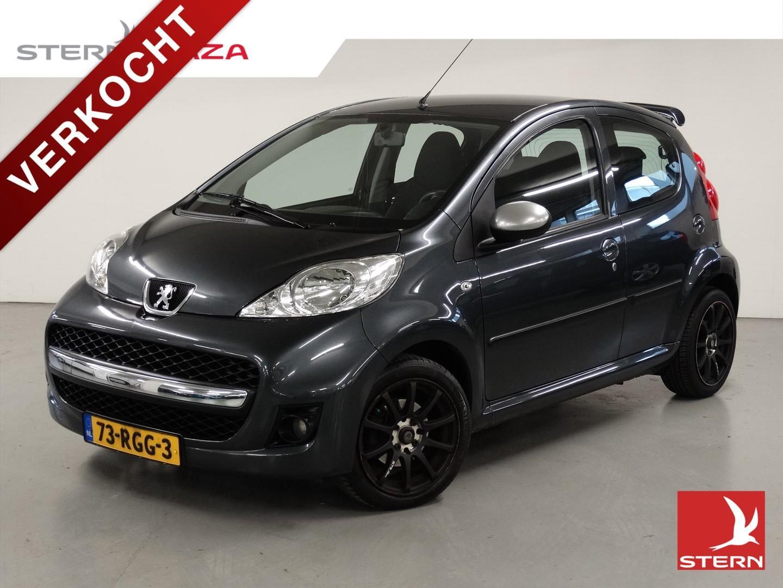 Peugeot 107 1.0 12v 68pk 5d xs