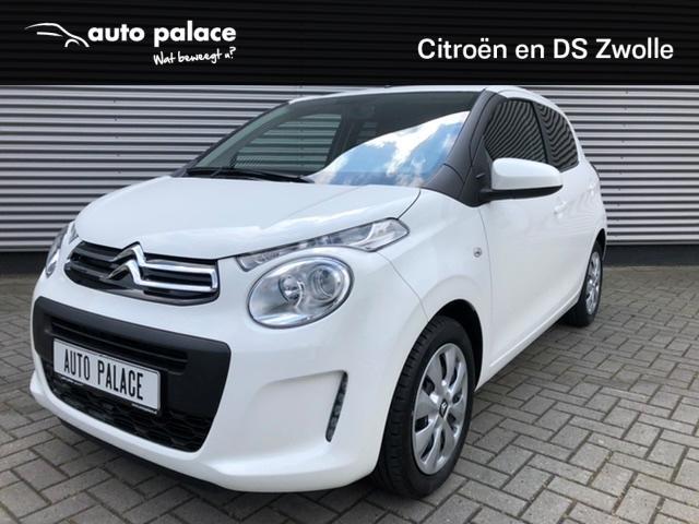 Citroën C1 Vti 72pk feel private lease actie! met airco! 10.000km per jaar!