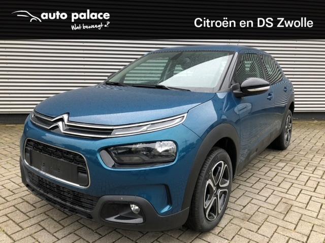 Citroën C4 cactus 1.2 puretech 110pk feel actieprijs!