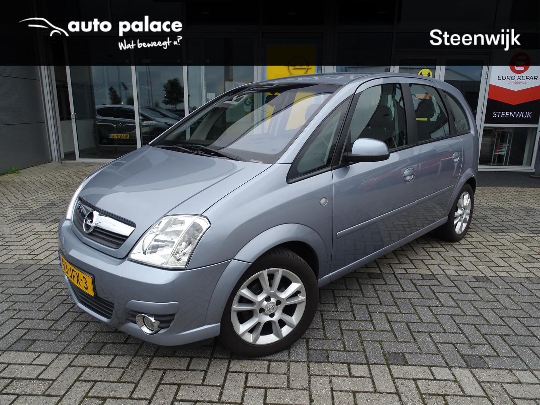 Opel Meriva Cosmo 1.4 90 pk - climate - cruise - trekhaak - parkpilot - hoge instap - zeer nette auto!