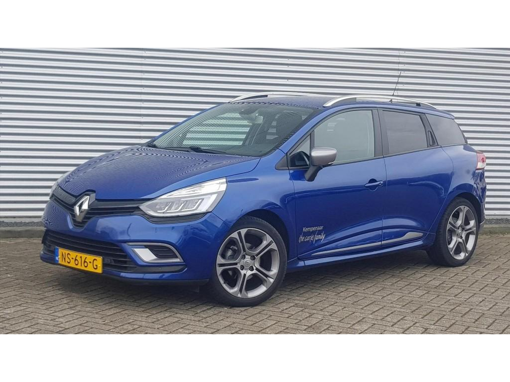 renault clio tce 120pk s s intens gt line bose bij. Black Bedroom Furniture Sets. Home Design Ideas