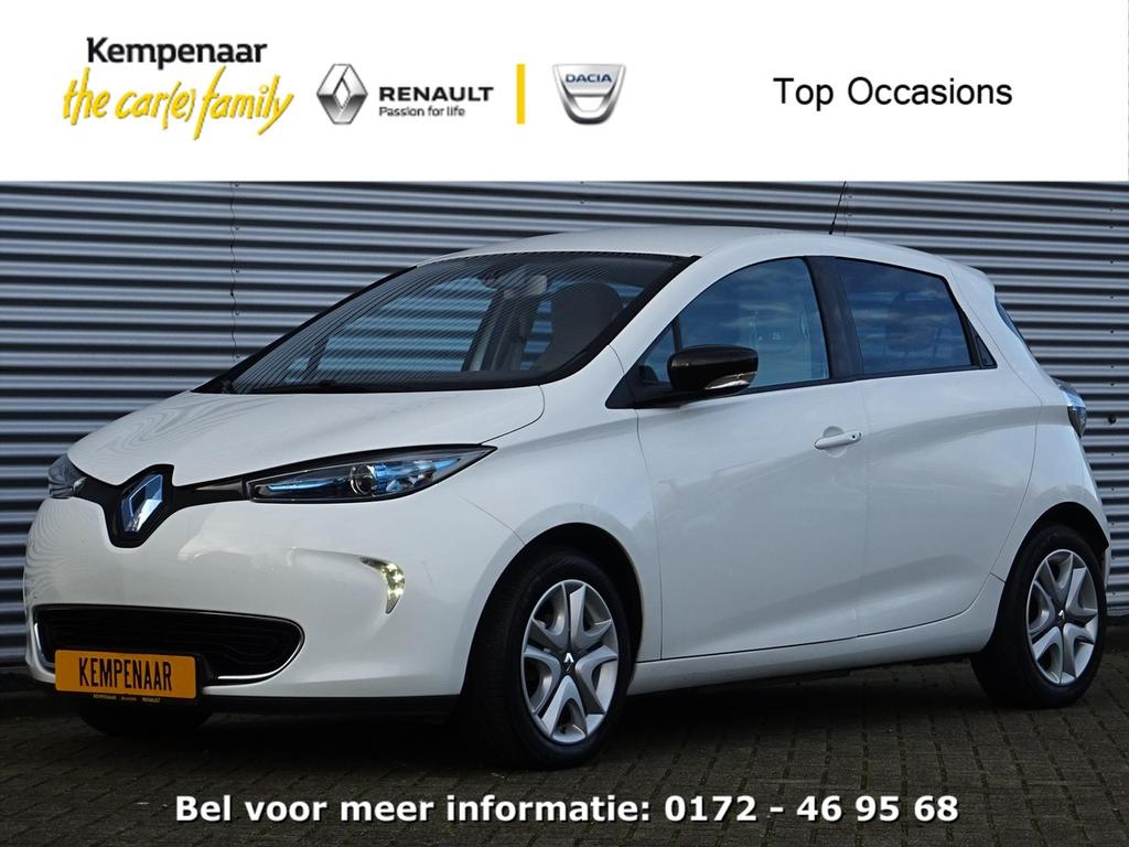 Renault Zoe Z.e. zen 22kw
