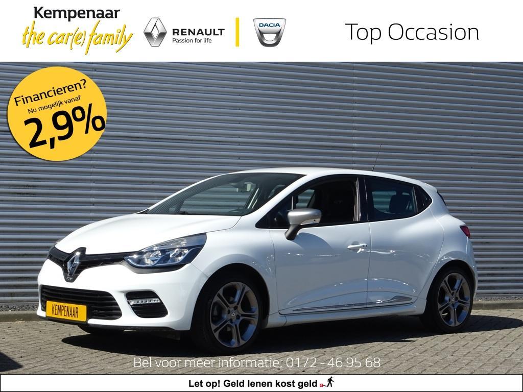 Renault Clio Tce 120pk edc gt