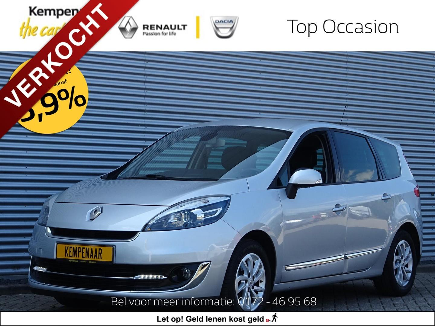 Renault Grand scénic Energy tce 115pk 7p limited