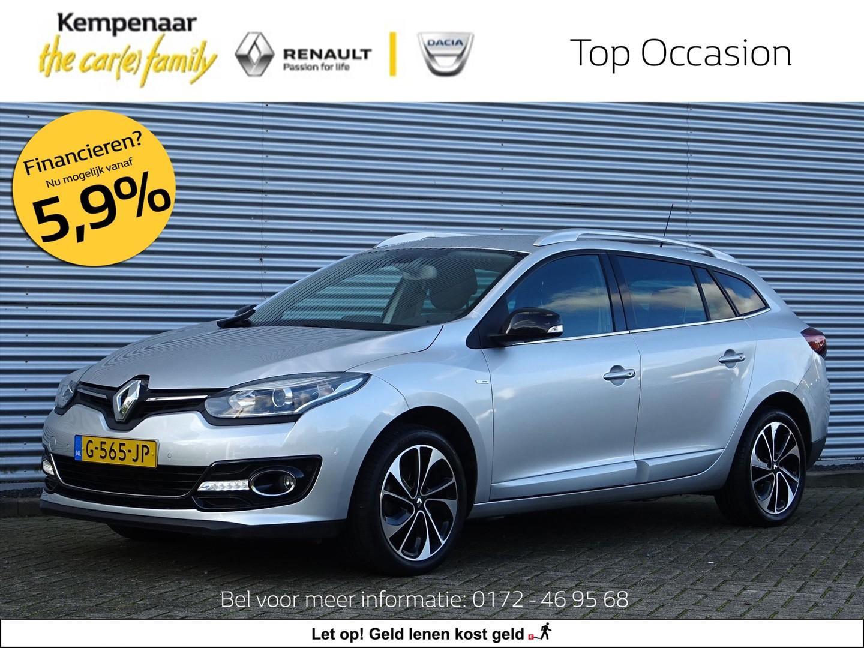 Renault Mégane 1.2 energy tce 130pk s&s bose