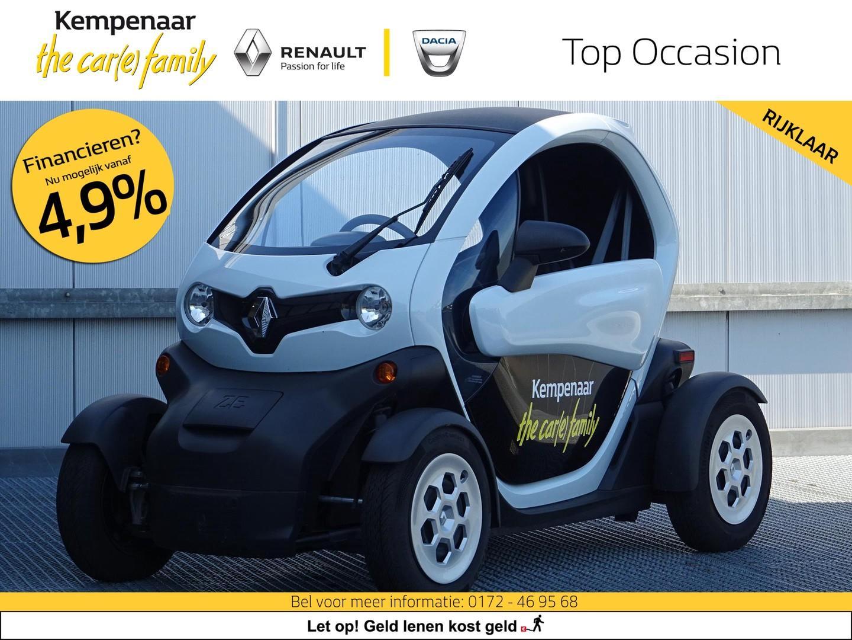 Renault Twizy Electric 80 batterijhuur life