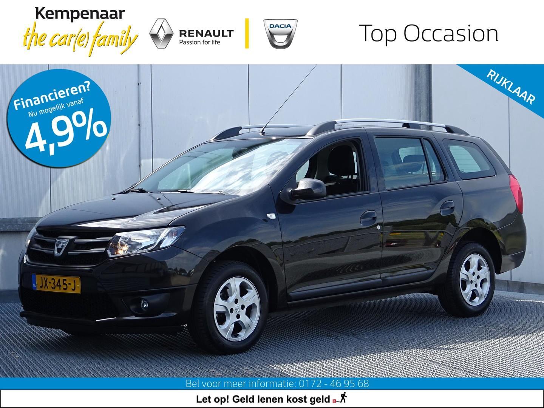 Dacia Logan 0.9 tce 90pk lauréate