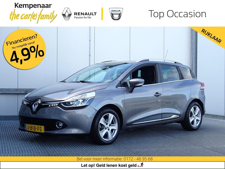 Renault Clio Tce 120pk edc dynamique