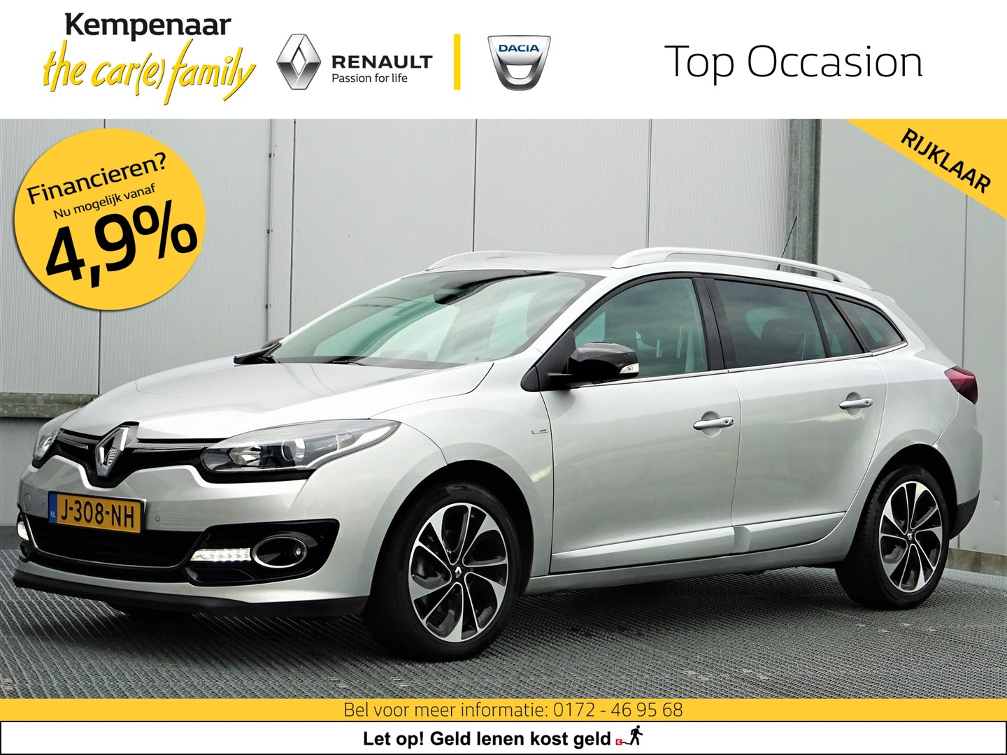 Renault Mégane 1.2 energy tce 130pk s&s bose
