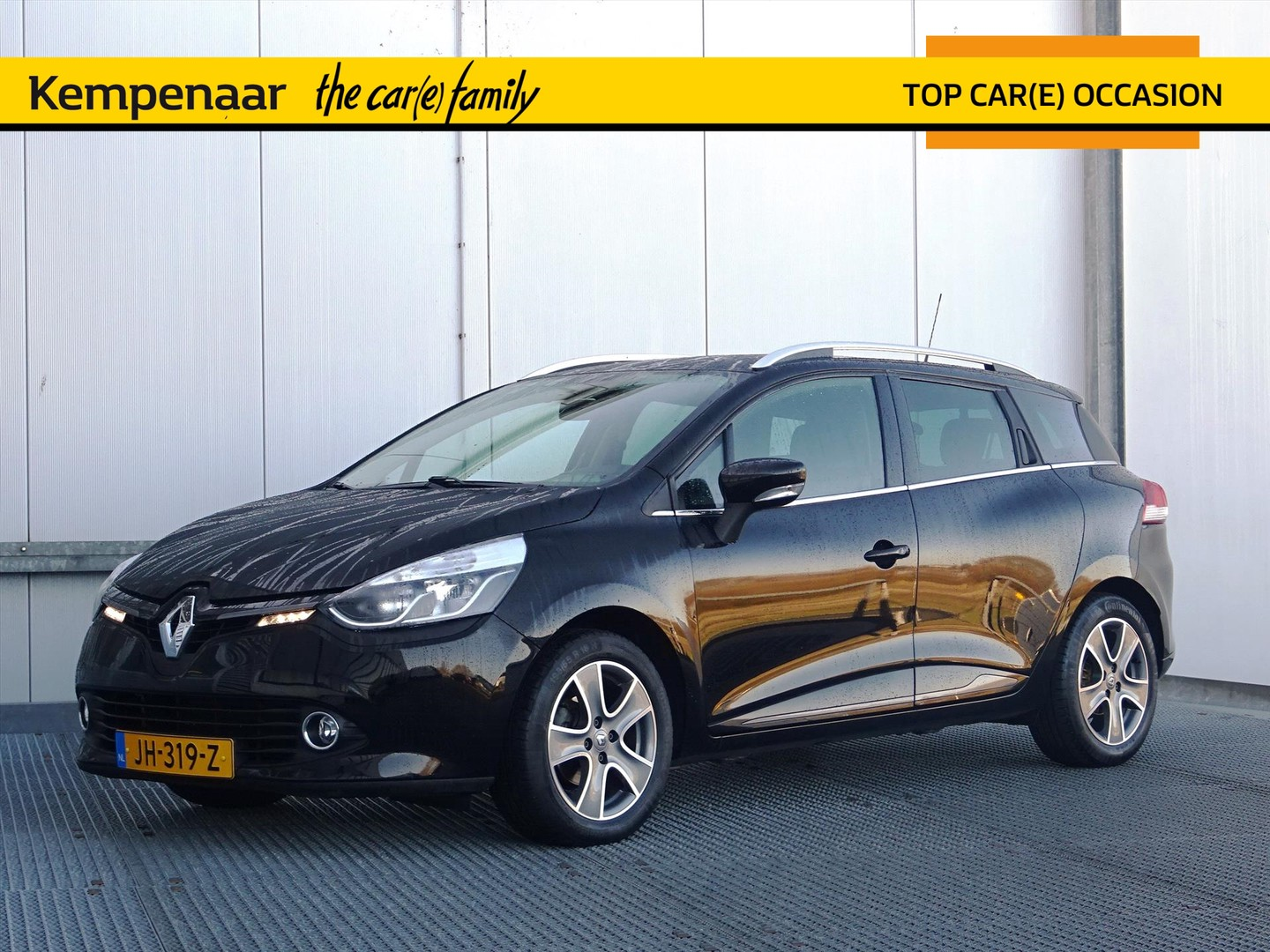 Renault Clio Energy tce 90pk s&s limited